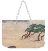Hoitsu Through The Eyes Of Modernity Turned Backward Weekender Tote Bag