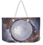 Hole Weekender Tote Bag