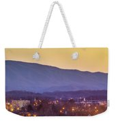 Holston Mountain Over Tennessee High Weekender Tote Bag