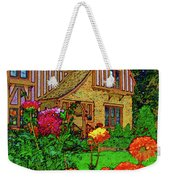 Home And Garden Weekender Tote Bag