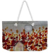 Home In The Woods Weekender Tote Bag by Kim Nelson