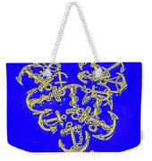 Hook Line And Sinker Weekender Tote Bag