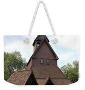 Hopperstad Stave Church Replica Weekender Tote Bag