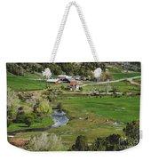 Horse Farm Weekender Tote Bag