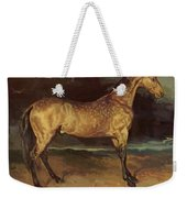 Horse In The Storm 1821 Weekender Tote Bag