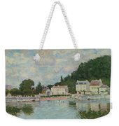 Horses Being Watered At Marly-le-roi, 1875 Weekender Tote Bag