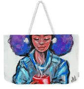 Hot Cocoa Weekender Tote Bag