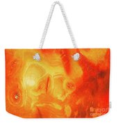 Hot Skull Weekender Tote Bag