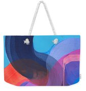 How Did It Get To Be So Late? Weekender Tote Bag
