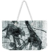How The Leopard Got His Spots D14ed2 Weekender Tote Bag