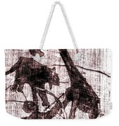 How The Leopard Got His Spots D14ed4 Weekender Tote Bag