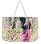 Scent Of Magnolia Weekender Tote Bag
