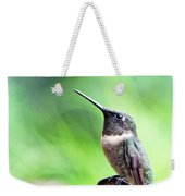 Hummingbird 90 Weekender Tote Bag