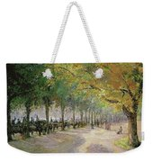 Hyde Park, London, 1890 Weekender Tote Bag