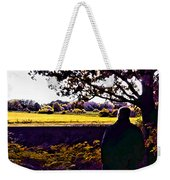 I Can Feel It Coming In The Air Weekender Tote Bag