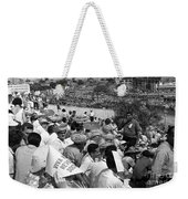 I Would Not Give Up This Seat Weekender Tote Bag