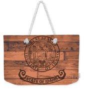 Idaho State Flag Brand Weekender Tote Bag