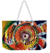Idiosyncratic Weekender Tote Bag
