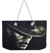 I'm Your Huckleberry Weekender Tote Bag
