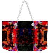 imagery in healing in a Buddhism way Weekender Tote Bag