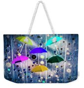 Imagination Raining Wild Weekender Tote Bag