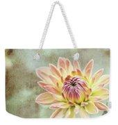 Impression Flower Weekender Tote Bag by Jessica Manelis
