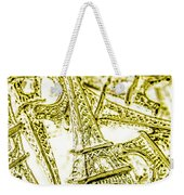 In French Forms Weekender Tote Bag