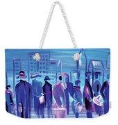 In Line Cle Weekender Tote Bag
