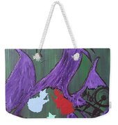 In The Belly Of The Dragon Weekender Tote Bag