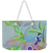 In The Garden Of Kindness Weekender Tote Bag