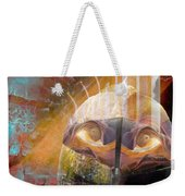 In The Hall Of The Nano King Weekender Tote Bag