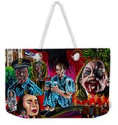 In The Mouth Of Madness Weekender Tote Bag