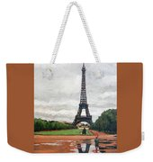 In The Summer When It Sizzles? Weekender Tote Bag