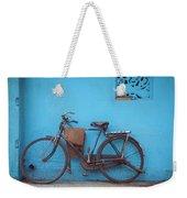 Indian Bike Weekender Tote Bag