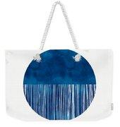 Indigo Moon- Art By Linda Woods Weekender Tote Bag
