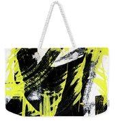 Industrial Abstract Painting II Weekender Tote Bag