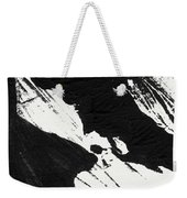 Ink Wave 2- Art By Linda Woods Weekender Tote Bag