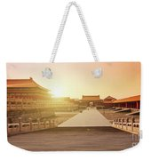 Inside The Forbidden City Weekender Tote Bag
