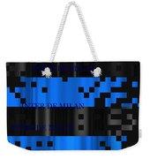 Inter Milan Pixels Weekender Tote Bag