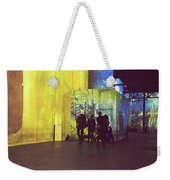 Into The Picture Weekender Tote Bag