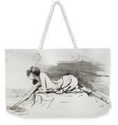 Introspection Weekender Tote Bag by Steve Henderson