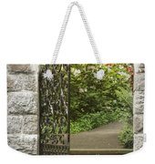 Invitation To The Garden Weekender Tote Bag