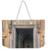 Ioseph Cini Palazzo Ferrini Weekender Tote Bag