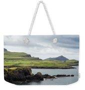 Irish Coast Weekender Tote Bag