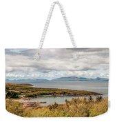 Irish Coastline Weekender Tote Bag