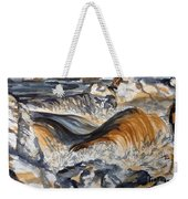 Iron Rich Water And Energy Weekender Tote Bag