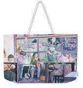 It's Beginning To Sound A Lot Like Rag Tag Weekender Tote Bag