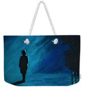 It's Just A Matter Of Time Weekender Tote Bag