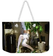 I've Been Waiting For You For The Whole Week. It's Time To Play Weekender Tote Bag