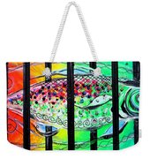 Jail Fish 135826 Weekender Tote Bag